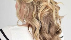 Half Up Half Down Hairstyles for Short Hair for Prom 31 Half Up Half Down Prom Hairstyles