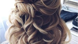 Half Up Half Down Hairstyles for Wedding Guest 15 Chic Half Up Half Down Wedding Hairstyles for Long Hair