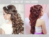 Half Up Half Down Hairstyles with Hair Extensions 42 Half Up Half Down Wedding Hairstyles Ideas