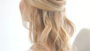 Half Up Half Down Wedding Hairstyles for Bridesmaids 20 Awesome Half Up Half Down Wedding Hairstyle Ideas