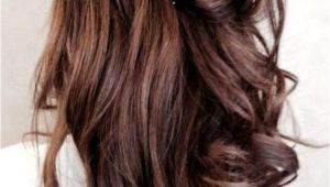 Half Up Messy Hairstyles 55 Stunning Half Up Half Down Hairstyles Prom Hair