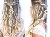 Half Up Prom Hairstyles for Short Hair 31 Half Up Half Down Prom Hairstyles