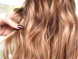 Honey Blonde Hairstyles Color Copper Golden Honey Blonde Balayage Hair Color Haircolor Blondes