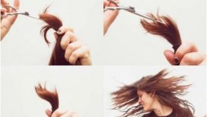How to Cut A Layered Bob Haircut Yourself How to Cut Your Own Layers