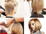 How to Cut A Layered Bob Haircut Yourself How to Layer A Bob Haircut Yourself Haircuts Models Ideas