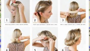 How to Do 1940s Hairstyles Easy Easy 40s Hairstyles