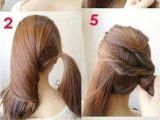 How to Do A Easy Hairstyle for School 7 Easy Step by Step Hair Tutorials for Beginners Pretty
