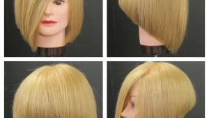 How to Do A Stacked Bob Haircut Stacked Bob Haircut Tutorial