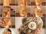 How to Do A Wedding Hairstyle How to Make Red Carpet Looking Updo Wedding Hairstyle