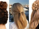 How to Do An Easy Hairstyle 41 Diy Cool Easy Hairstyles that Real People Can Actually