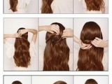 How to Do An Easy Hairstyle Easy Do It Yourself Hairstyles for Long Hair