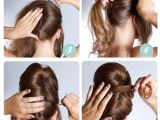 How to Do An Easy Hairstyle How to Do A Beehive Hairstyle Step by Step Beehive