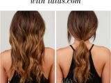How to Do An Easy Hairstyle Lulus How to Simple Chignon Hair Tutorial Lulus