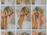 How to Do Cute Hairstyles On Yourself 17 Easy Diy Tutorials for Glamorous and Cute Hairstyle