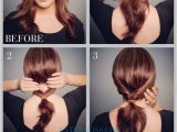 How to Do Easy and Cute Hairstyles 12 Trendy Low Bun Updo Hairstyles Tutorials Easy Cute