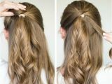 How to Do Easy Hairstyles for Long Hair I Want to Do Easy Party Hairstyles for Long Hair Step by