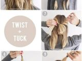 How to Do Easy Hairstyles for Long Hair top 10 Messy Updo Tutorials for Different Hair Lengths
