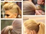 How to Do Easy Updo Hairstyles 10 Cute Ponytail Ideas Summer and Fall Hairstyles for