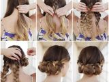 How to Do Easy Updo Hairstyles 50 Cute and Trendy Updos for Long Hair