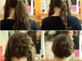 How to Do Easy Updo Hairstyles Creative Hairstyles that You Can Easily Do at Home 27