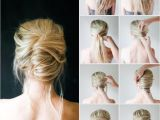 How to Do Easy Updo Hairstyles You Ll Need these 5 Hair Tutorials for Spring and Summer