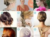 How to Do Easy Updo Hairstyles Yourself Easy Hair Style Updo Tutorials for A Busy Mom
