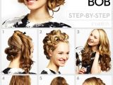 How to Do Hairstyles for Medium Hair Step by Step 10 Pretty Bob Tutorials You Must Love for the Season