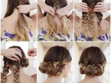 How to Do Hairstyles for Medium Hair Step by Step Bun Hairstyles for Your Wedding Day with Detailed Steps
