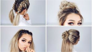 How to Do Quick and Easy Hairstyles Quick and Easy Hairstyles
