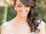 How to Do Side Hairstyles for Wedding 136 Exquisite Wedding Hairstyles for Brides & Bridesmaids