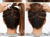 How to Make Easy Hairstyle at Home Daily Hairstyles for Easy Hairstyles for Short Hair to Do