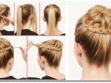 How to Make Easy Hairstyle at Home How to Make A New Hairstyle at Home Hairstyles by Unixcode