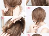 How to Make Easy Hairstyle for Long Hair 27 Easy Five Minutes Hairstyles Tutorials Pretty Designs