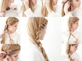 How to Make Easy Hairstyle for Long Hair Side Braid Hairstyle Tutorial S and