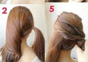 How to Make Easy Hairstyles Step by Step 7 Easy Step by Step Hair Tutorials for Beginners Pretty