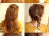 How to Make Easy Hairstyles Step by Step Step by Step Hairstyles Easy Made