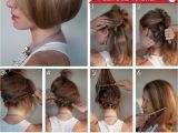 How to Style My Bob Haircut Hair Tutorial How to Create A Faux Bob Hair Romance