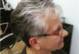 Images Of Short Hairstyles for Older Women Two tones Layered Short Haircuts 2018 2019 for Older Women