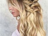 Images Of Wedding Hairstyles 2019 40 Best Wedding Hairstyles for Long Hair In 2019