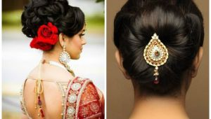 Indian Hairstyles for Girls for Weddings Various Indian Hairstyle Of Medium Length for Weddings