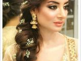 Indian Hairstyles for Long Curly Hair 2018 Latest Indian Wedding Long Hairstyles