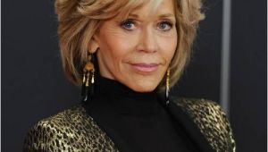 Jane Fonda Hairstyles to Print Jane Fonda Glows at Grace and Frankie Premiere Hairstyles