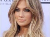 Jennifer Lopez Long Hairstyles with Bangs 45 Best Kosa Images On Pinterest In 2018