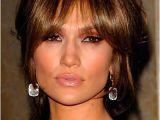 Jlo Fringe Hairstyles Jennifer Lopez In 2018 Hairstyles Pinterest