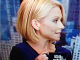 Kelly Ripa Bob Haircut 1000 Images About Hairstyles On Pinterest