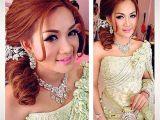 Khmer Hairstyle Wedding Wedding Hairstyles Best Cambodian Wedding Hairstyl
