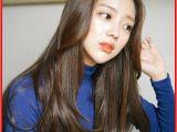 Korean Haircut Female Korean Haircut Style for Long Hair with Haircuts and Styles Luxury
