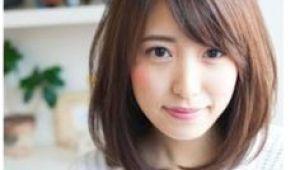 Korean Haircut Short Hair asian Short Hairstyles for Round Faces Hair Pinterest