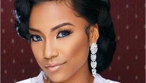 Ladies Hairstyles for Weddings Wedding Hairstyles for Black Women African American