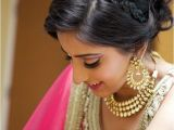 Latest Hairstyles for Indian Weddings New south Indian Bridal Hairstyles for Wedding
